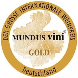 Mundus vini Gold medal